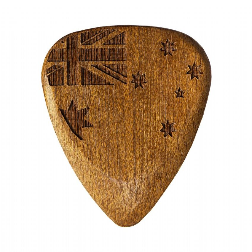 Flag Tones - Southern Cross Rose - 1 Pick | Timber Tones